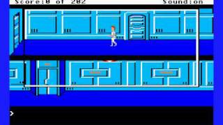 Space Quest 1 music and sound on the Apple IIgs, part 1