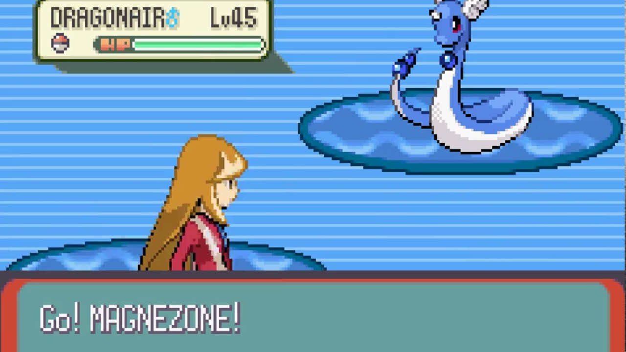 Pokemon glazed dragonair evolution