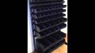 Стеллаж с ящиками(Стеллаж с ящикамидля метизов Выбираем поставщика Если вам интересует недорогой, высокого качества ящик..., 2015-11-03T21:27:20.000Z)