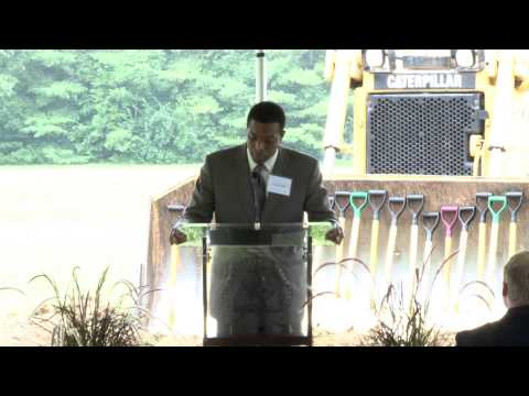 Ohio Christian University - Ground Breaking Ceremony of Southern Gateway Job Creation Center