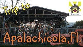 Discover the Florida Panhandle-Explore Apalachicola, Fl.