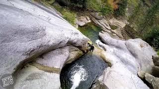 Canyoning  Interlaken Chli Schliere