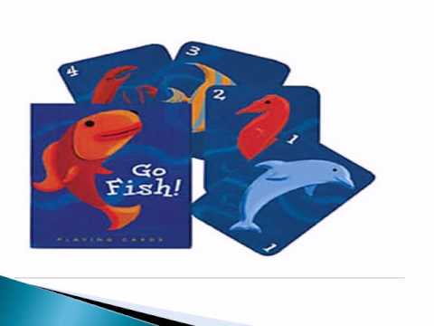 Detail about the go fish card game rules youtube for Go fish instructions