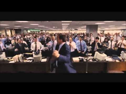 Meshuggah Mix of The Wolf of Wall Street ( New longer version )