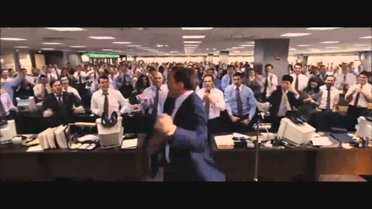 Meshuggah Mix Of The Wolf Of Wall Street New Longer