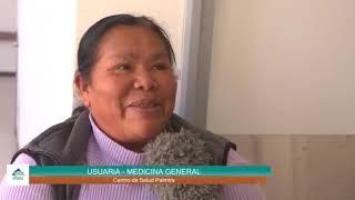 Nuevos Centros de Salud en Palmira, Cajacay, Ticllos y Ayash