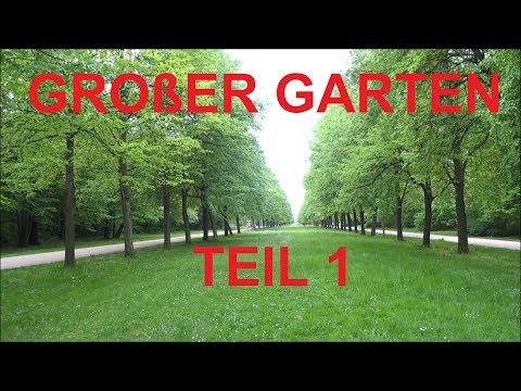 GÄRTEN UND PARKS DRESDEN: #002/1 Großer Garten