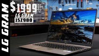 LG Laptop - 2018 New LG gram!