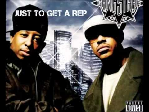 Gang Starr  Just to get a rep