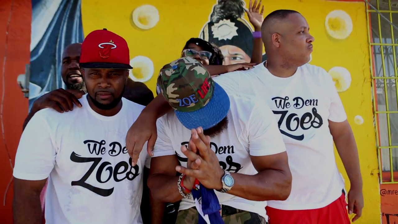 We Dem Zoes - Feels Like Hip Hop [DJ Epps Submitted]
