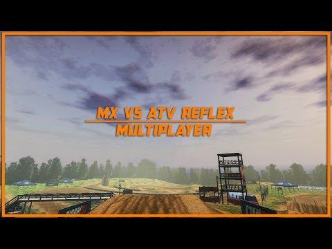 MX vs ATV Reflex | Wrecking some noobs |