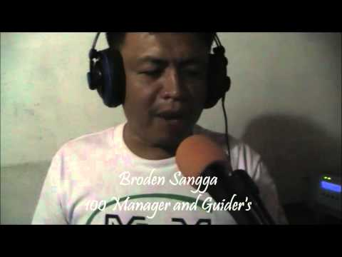 MMM events in the Philippines Radio Program by Broden Sangga 100 manager and Guider's