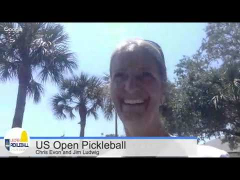 US Open Pickleball Championships Site Tour