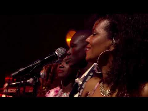 Youssou Ndour - BE CAREFUL Rmx - VIDEO BERCY 2017