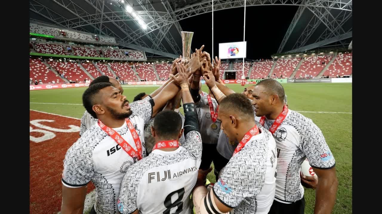 Highlights: Fiji win big in Singapore