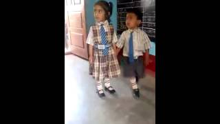 best kannada  kids funny video(movie dialouges and songs) must watch