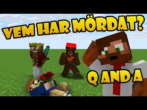 MURDER MYSTERY, BED WARS & BOW DUELS | Q and A