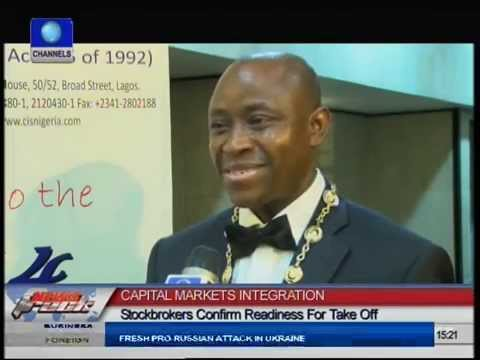 West Africa Capital Market Integration initiative by Chartered Institute of Stockbrokers