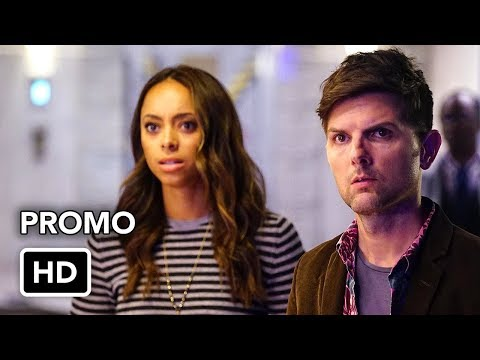 """Ghosted 1×04 Promo """"Lockdown"""" (HD) Halloween Episode"""