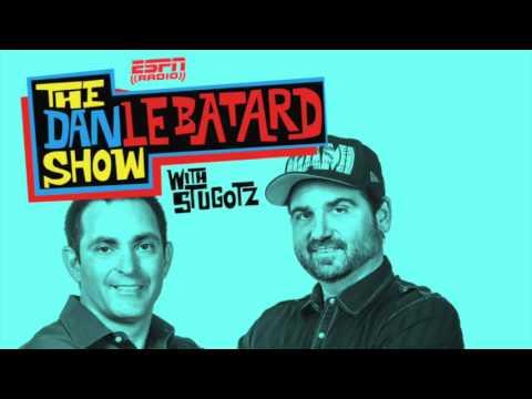 Dan Lebatard Show: Shane Battier begged to be drafted!