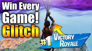 How to Win any Fortnite Game Instantly *NEW* Fortnite Glitches Season 6 PS4/Xbox one 2018