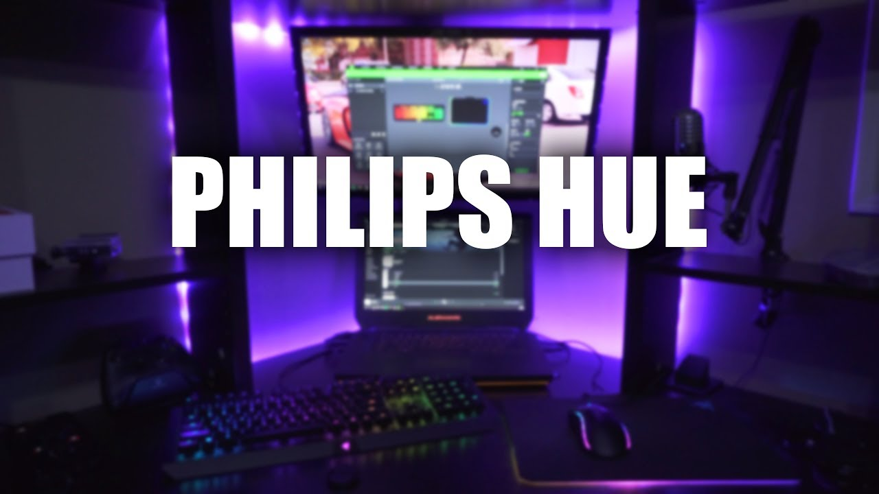 I Love Philips Hue, But There's a BIG Problem. - YouTube
