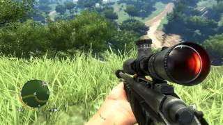 10 minutes of Far Cry 3 free roam