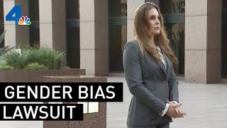 Female LAPD Commander Brings Legal Action After Termination | NBCLA