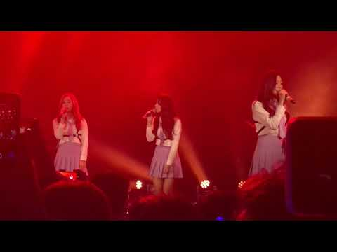 DREAMCATCHER - SUNDAY MORNING (MAROON 5 COVER) LIVE @LONDON 140218