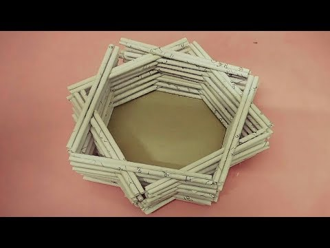 how to make a fruit basket with newspaper by sail diy crafts