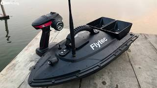 Flytec моделі V500 рибальський човен RC: всі оновив!