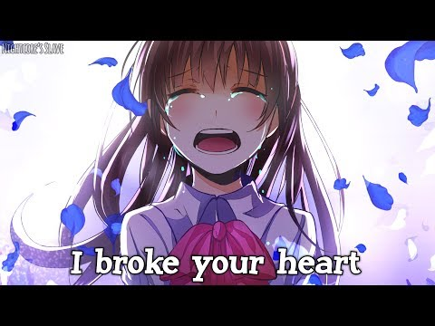 Nightcore - Sorry (Lyrics)