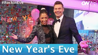 Highlights from Previous Years' NYRE Hosted By Ryan Seacrest! | On-Air With Ryan Seacrest