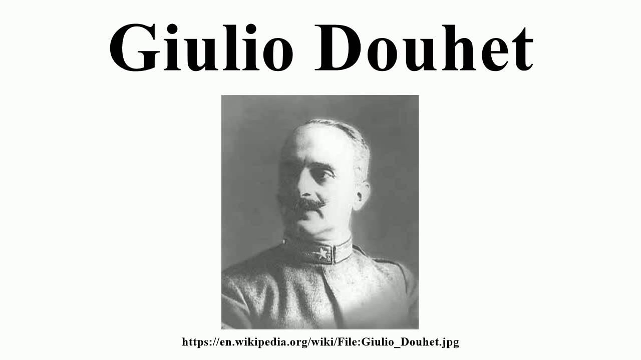 giulio douhet biography of mahatma