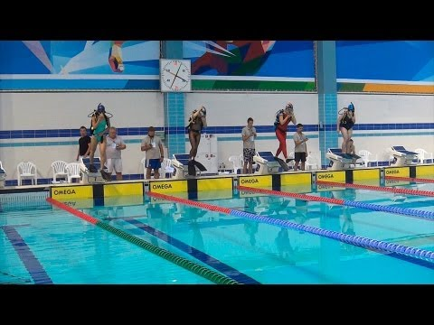 CMAS GAMES-2013 SPORT DIVING-DAY 2