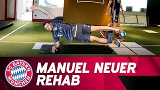 Manuel Neuer working on his comeback! 💪 | FC Bayern thumbnail