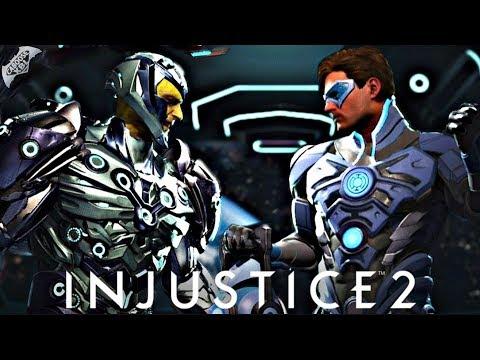 Injustice 2 Online - THE SERVERS CRASHED!