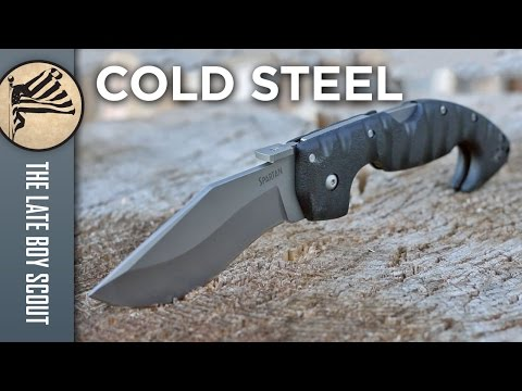 Cold Steel Spartan: Pocket Chopper for Modern Warriors