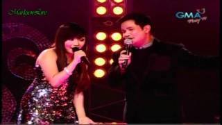 "[HD]Charice(Pempengco) feat. Ogie Alcasid ""Hanggang Ngayon""- Home for Valentines"