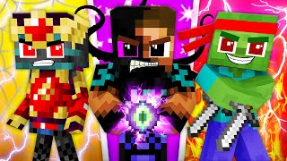 MONSTER SCHOOL : POOR BABY HEROBRINE GIRL LIFE - VERY SAD STORY - MINECRAFT ANIMATION