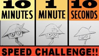 speed challenge 10 minutes 1 minute 10 seconds the original video