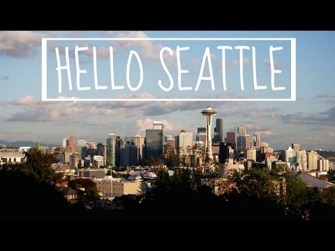 Hello, Seattle 🎤  | Seattle, Washington