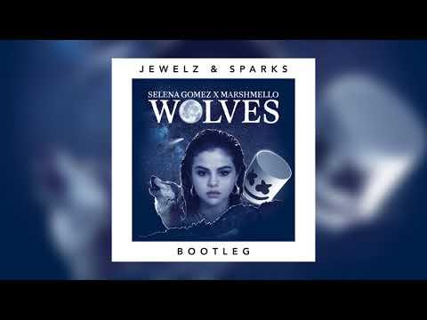 Selena Gomez X Marshmello - Wolves (Jewelz...