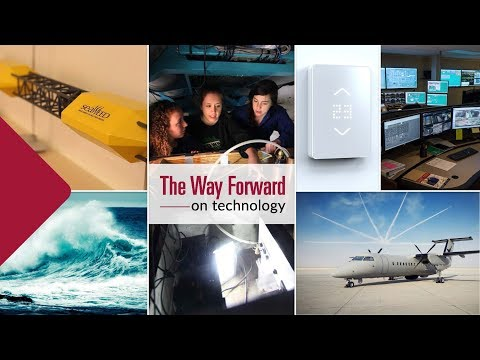 The Way Forward on Technology