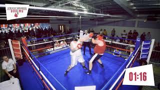 Strictly Business Boxing XV | Richard Elliot VS Matt Humphreys