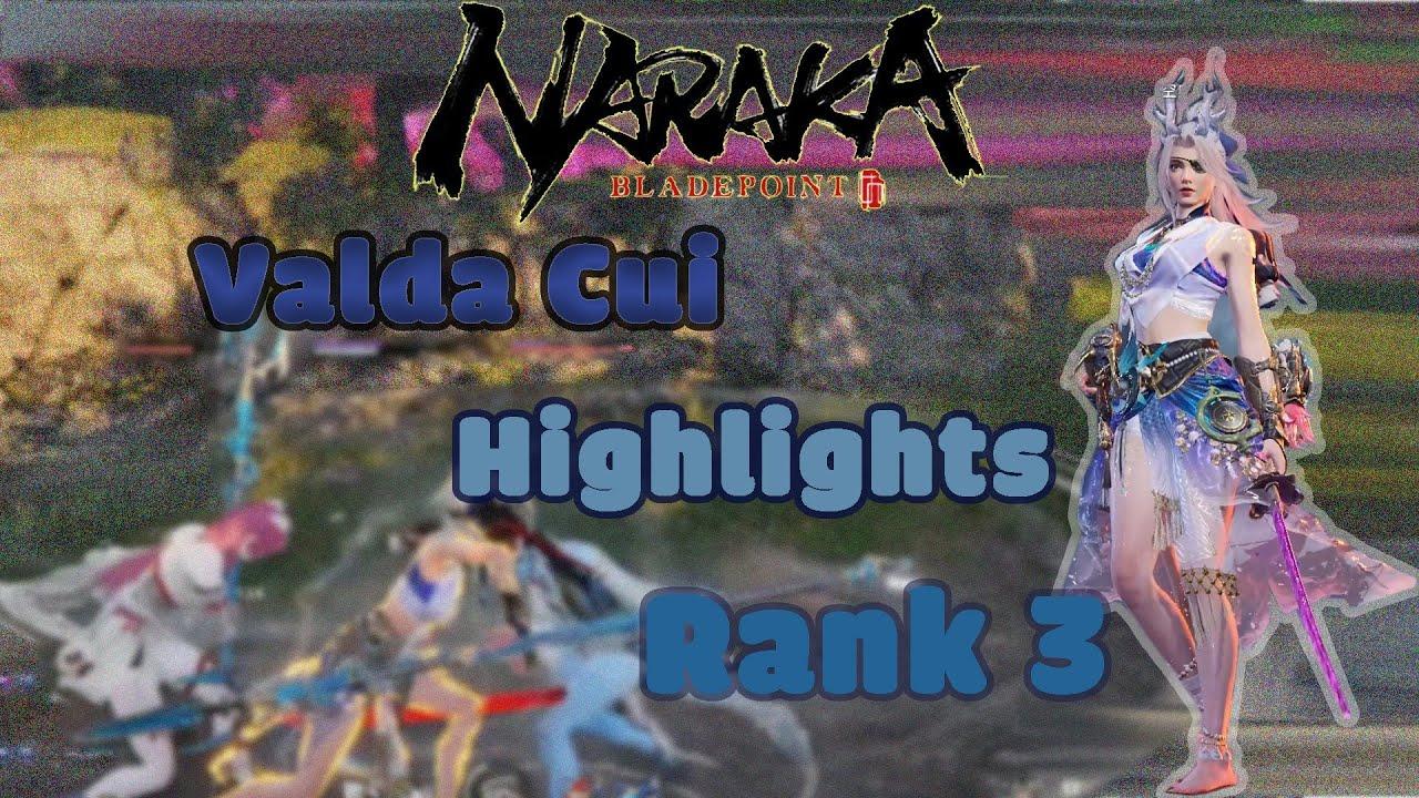 Download Valda Cui Trios Highlights   Naraka Bladepoint