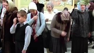 Саратов посетили украинские святыни(В Покровский храм Саратова накануне были доставлены ковчег с мощами преподобного Лаврентия Черниговского..., 2014-12-10T18:18:08.000Z)