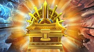 10 GODLIKE ITEM CHESTS OPENING - Brand New Olympus Rising Game - 2500 Gem Spending Spree