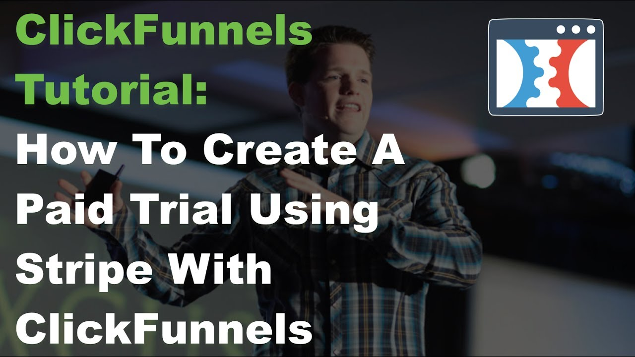 ClickFunnels Tutorial :: How To Do A Paid Trial With Stripe Using ClickFunnels