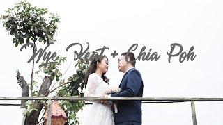 Wye Keat & Chia Poh Wedding